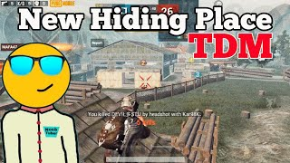 TDM Warehouse New Secret Trick To Kill Enemies in PUBG Mobile | Nobody Knows This TDM Trick