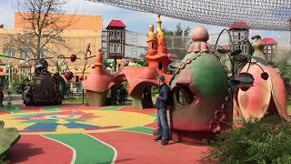 Москва Парк ЛУКОМОРЬЕ 2017 HD