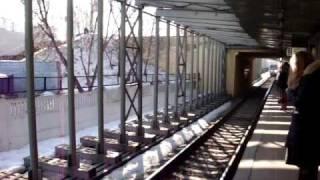 Московский метрополитен. Филёвская линия