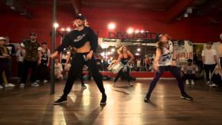 Gambar cover Omarion Ft. Kid Ink & French Montana - I'm Up CHOREO BY ANZE