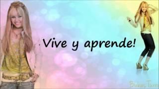 Miley Cyrus Nobody's Perfect Subtitulos En Español