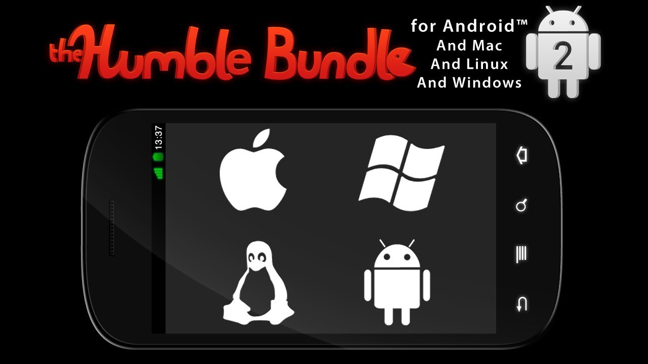 A Wild Humble Indie Bundle For Android Appears!