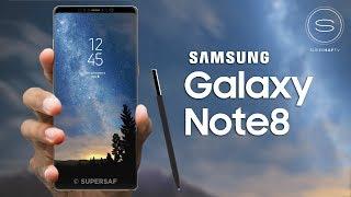 NEW Samsung Galaxy Note8 Leaks & Rumors