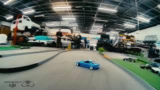 DJI FPV RC Drift Chase HEXLAB