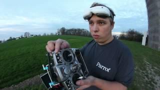 """Conseils pour débuter le FPV quad racing en vol """"acro"""""""