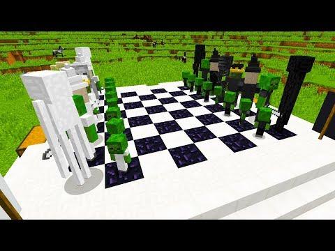 EL AJEDREZ MADAFAKA! Minecraft 1.12.2 MOD TORO CHESS!