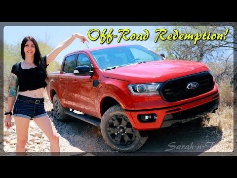 External Review Video appXzAaFoRk for Ford Ranger Pickup (4th gen)
