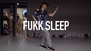 A$ap Rocky - Fukk Sleep Ft. Fka Twigs    Junsun Yoo Choreography