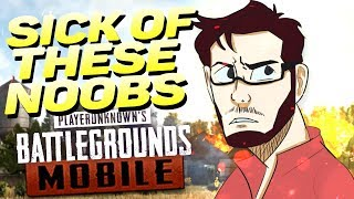 PUBG MOBILE | SICK OF THESE NOOBS