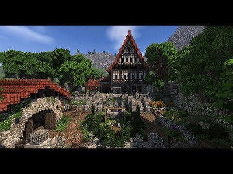 Medieval Estate Conquest Reforged Minecraft Project