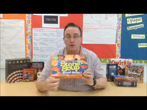 The Board Game Teacher: Stone Soup