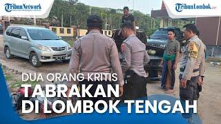 Kecelakaan Sepeda Motor di Lombok Tengah, Dua Pengendara Kritis