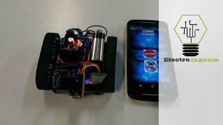 Arduino Bluetooth Android Reconocimiento De Voz