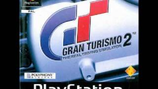 Original Sound Track of Gran Trurismo 2 the PAL (Europe) version Stereophonics - The Bartender and the Thief (Instrumental)