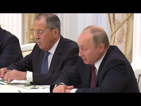 Vladimir Putin to John Bolton: