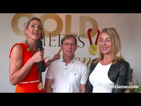 Bart Conner, Nadia Comaneci Talk Crushes With Summer Sanders