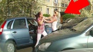 Быдло на дорогах! Злые быки, драки, конфликты, разборки на дорогах!
