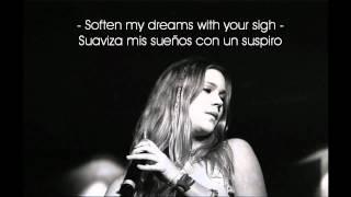Then You Can Tell Me Goodbye - Joss Stone (Lyrics English and Español)