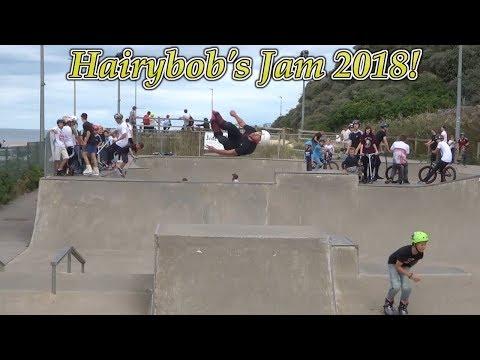 Hairybob's Jam 2018! Scarborough...