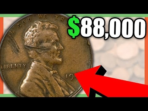 10 SUPER RARE PENNIES WORTH MONEY - LINCOLN PENNY COINS TO LOOK FOR!! Mp3