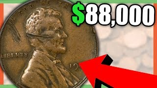10 SUPER RARE PENNIES WORTH MONEY - LINCOLN PENNY COINS TO LOOK FOR!!