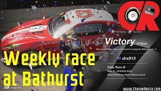 Weekly GR4 at race at bathurst (I couldn