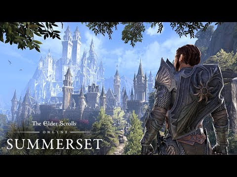The Elder Scrolls Online: Summerset – Journey to Summerset thumbnail