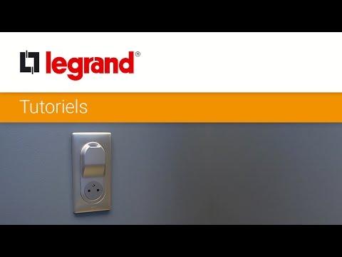 Prise de courant et chargeur USB Type-A 1A semi-encastré Céliane
