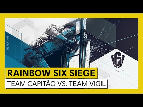 Tom Clancy's Rainbow Six Siege – Road to S.I. 2021 – Team Capitão vs Team Vigil