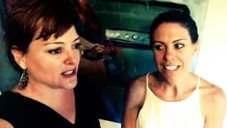 Claire Spillane discusses Pelvic Floor Strength workshop Sexy Yoga