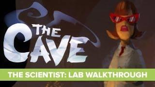 The Cave Scientist Walkthrough - Scientist Quest - The Lab/Silo