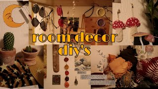 Room Decor Diys *hippie And Retro Inspired*