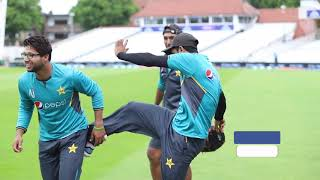 Pakistan Cricket Team Practice at Nottingham Trent Bridge Ground #CWC19 #CWC2019 02 June 2019 Sunday