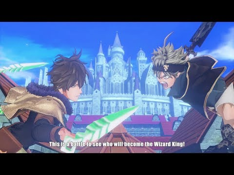 Black Clover: Quartet Knights - Launch Trailer | PS4, PC thumbnail