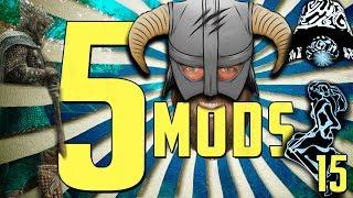 5 ROCKIN MODS for SKYRIM SE