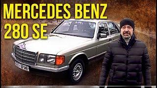 Mercedes Benz 280 SE W126 | Мерседес Бенц 280 CE | История Мерседес Иван Зенкевич Про Автомобили