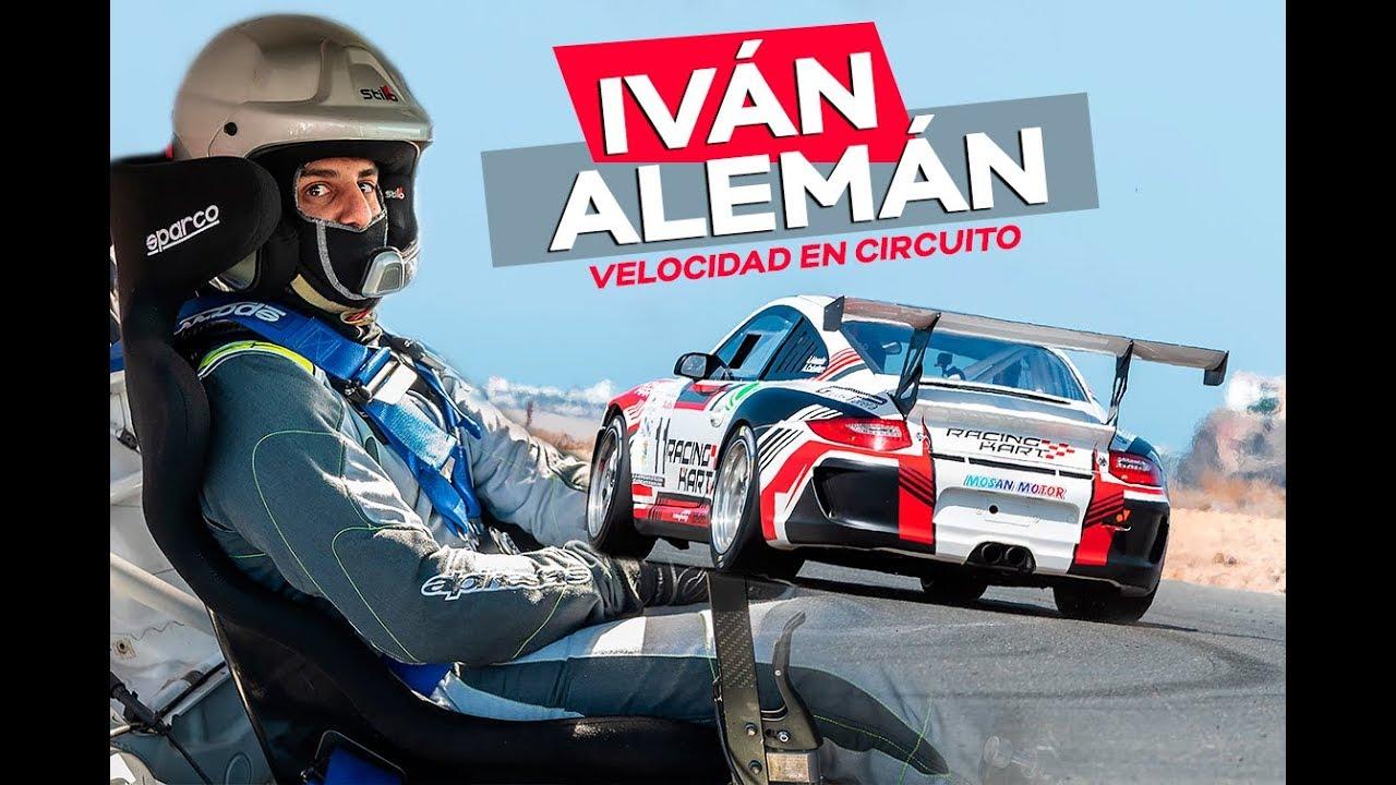IVÁN ALEMÁN VELOCIDAD EN CIRCUITO 2018