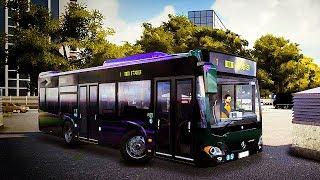 Bus Simulator 18 - Лучший симулятор автобусов + БАГ - Серия №1