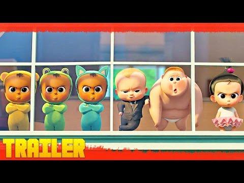 Trailer El bebé jefazo