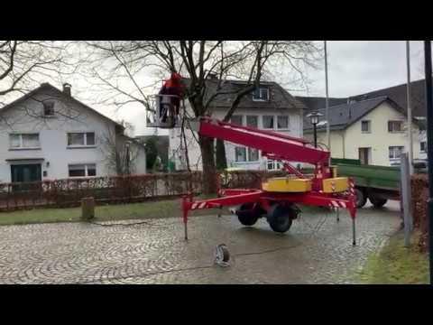 Video: Bödexer Maschinenvermietung