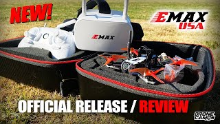 Emax Tinyhawk II Freestyle RTF - OFFICIAL RELEASE & REVIEW