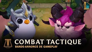 Combat tactique, la bande-annonce de gameplay