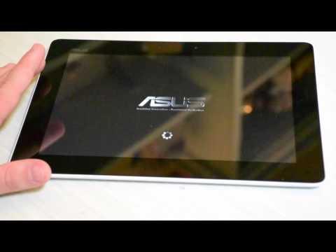 Video unboxing Asus Memo Pad FHD 10