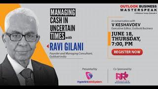 MasterSpeaks Ep4: Managing Cash in Uncertain Times