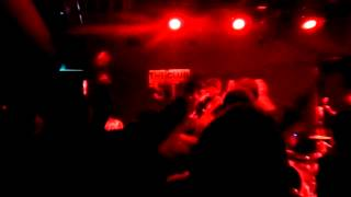 Yves Jean Concert. Zach Braden Guitar. Brandon Pryor Drums. Crowd Lovin' It