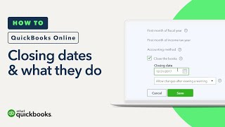 What are Closing Dates?: How to Enter Dates & Password Protecting