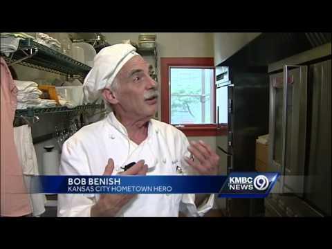Former radio newsman now bakes up tasty treats