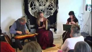 Celtic Legends at Words and Harps Day 2011