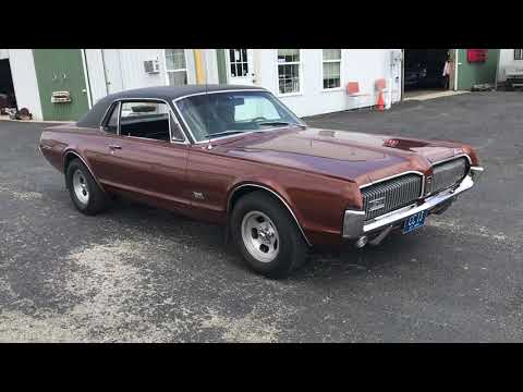 Video of Classic '67 Mercury Cougar - $13,900.00 Offered by 500 Classic Auto Sales - Q9KW