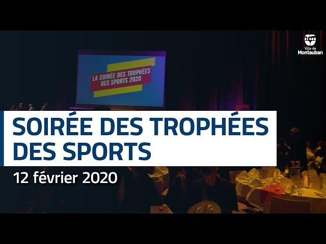 Trophées des sports 2020